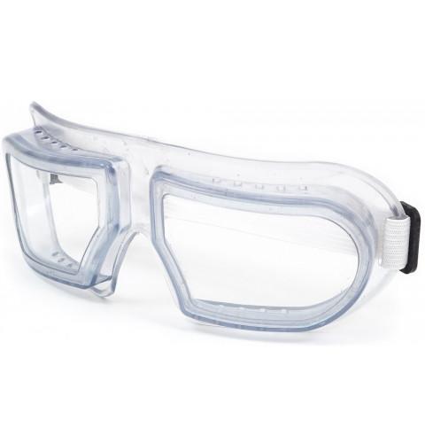 фото Очки защитные силиконовые (100-188)