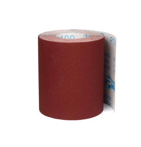 фото Шлифовальная шкурка Polax на тканевой основе 200 мм * 25 м, зерно К80 (54-024)