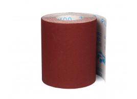 фото Шлифовальная шкурка Polax на тканевой основе 200 мм * 25 м, зерно К100 (54-025)