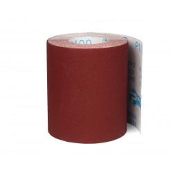 фото Шлифовальная шкурка Polax на тканевой основе 200 мм * 25 м, зерно К180 (54-028)