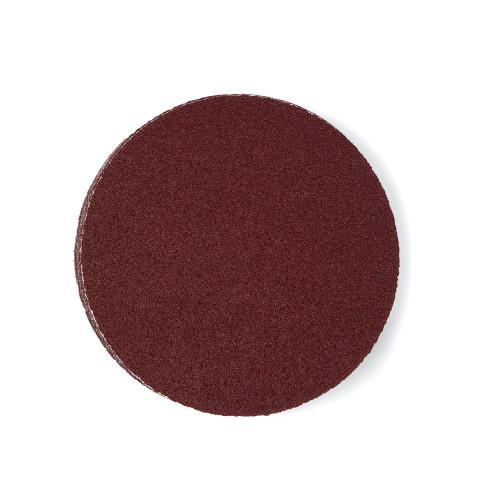 фото Шлифовальный круг Polax на липучке самозацепной для болгарки 125 мм, зерно К60 (54-048)