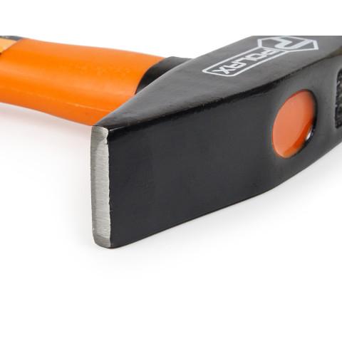 фото Молоток Polax слесарный c ручкой из стекловолокна 300 г (36-017)