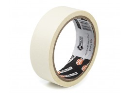 фото Малярная клейкая лента Polax Profi white 30 мм х 20 м (101-020)