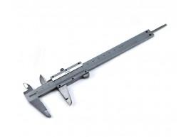 фото Штангенциркуль механический нержавеющая сталь Polax, точность 0,02 мм, 150 мм (38-040)