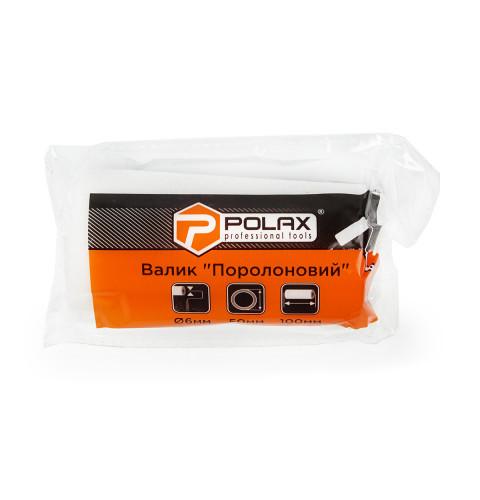 фото Валик для покраски Polax поролоновый 6 X 50 X 100 мм (1-05)