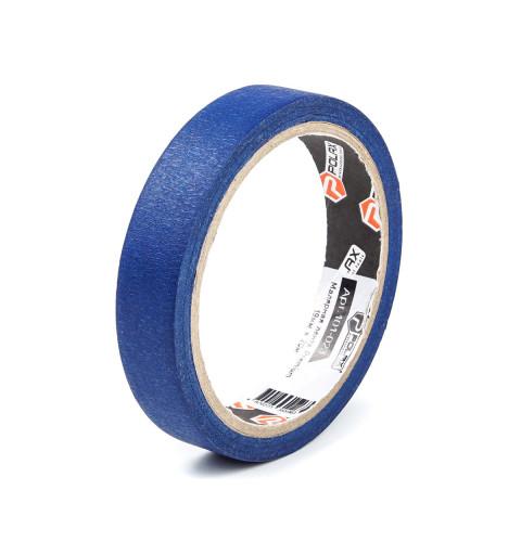 фото Малярная клейкая лента Polax Premium для наружных работ blue 19 мм х 20 м (101-023)