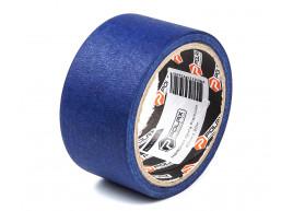 фото Малярная клейкая лента Polax Premium для наружных работ blue 48 мм х 20 м (101-027)