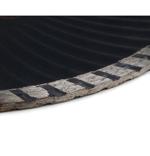 фото Диск алмазный турбо Polax 125x7x2.6x22.23, 25% (54-128)