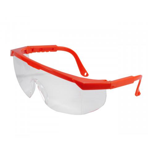 фото Очки защитные регулируемые дужки (53-015)
