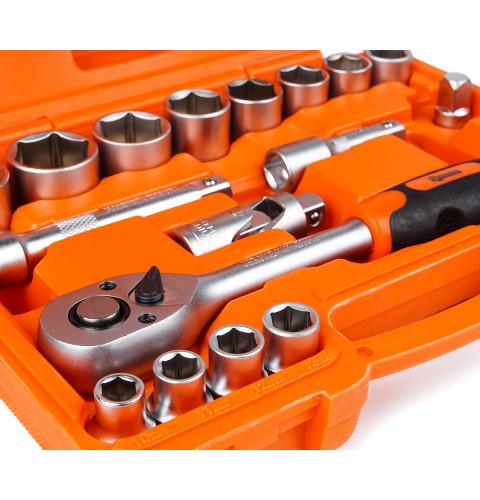 фото Набор инструмента Polax 21 предмет (25-068)