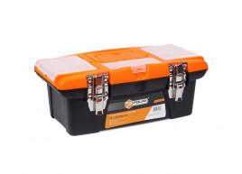 фото Ящик для инструментов пластиковый металлический замок 13 Polax (01-012)
