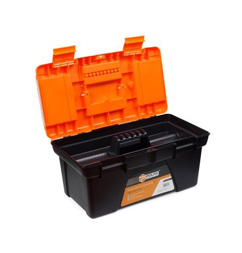 фото Ящик для инструментов Polax пластиковый замок 19 (01-0177)