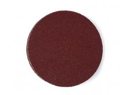 фото Шлифовальный круг Polax на липучке самозацепной для болгарки 125 мм, зерно К36 (54-046)
