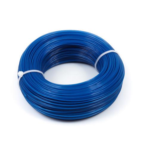 фото Леска строительная Polax 1 мм X 100 м, синяя (30-011)