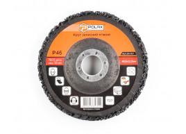 фото Круг (диск) Polax шлифовальный зачистной нетканый мягкий 125 * 22 мм (54-107)