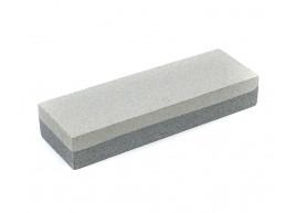 фото Точильный камень Polax двухсторонний К200/К100, 150х50х25 мм (28-002)