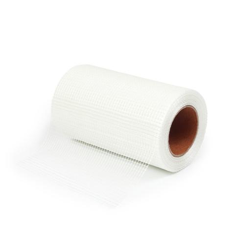 фото Лента серпянка Polax армирующая для стыков на клеющей основе 150 мм х 20 м (100-152)