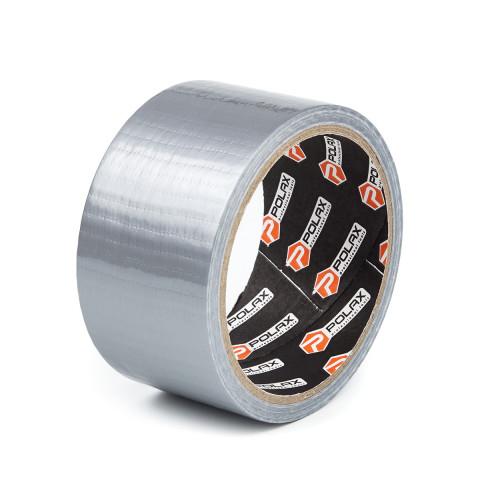 фото Скотч клейкая лента Polax универсальная армированная сверхпрочная 50 мм х 10 м (101-007)