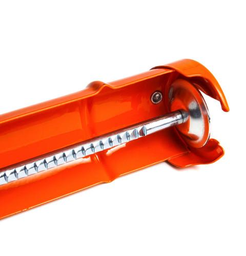 фото Пистолет для герметиков каркасный Polax 225 мм  (26-005)