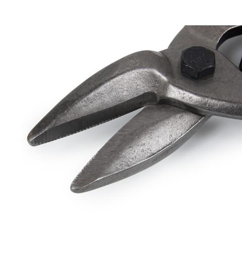 фото Ножницы по металлу Polax 250 мм левые Cr-V (25-002)