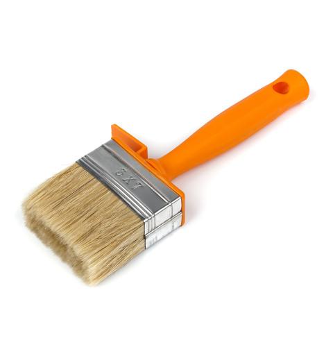 фото Кисть-макловица Polax пластиковая ручка 30 х 70 мм (12-001)
