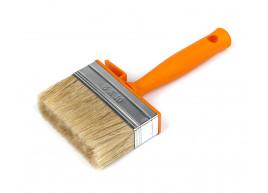 фото Кисть-макловица Polax пластиковая ручка 30 х 100 мм (12-002)