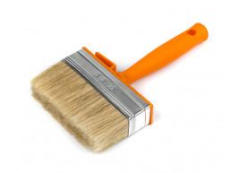 фото Кисть-макловица Polax пластиковая ручка 30 х 120 мм (12-003)
