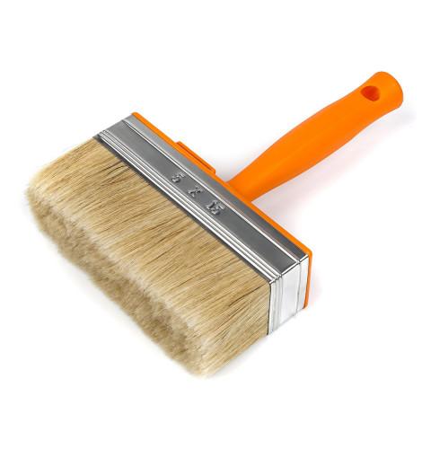 фото Кисть-макловица Polax пластиковая ручка 50 х 150 мм (12-005)